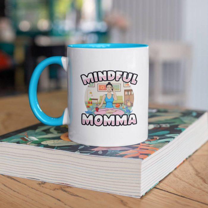 mindful mom mug